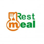 Restmeal Online Food Services Logo