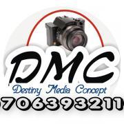 Destiny Media Concept Logo
