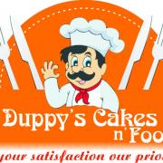 Duppy's Cakes And Food Logo