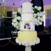cake mix Logo