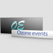 Ozone events Logo