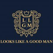 Looks Like A Good Man Logo