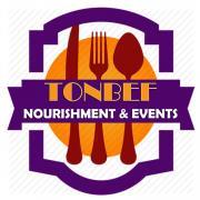 Tonbef Nourishment and Ev Logo