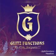 GLITZ FUNCTIONS Logo