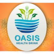 Oasis Health Drink Logo