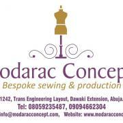 Modarac concept Logo