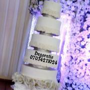 Degoretis Cake n Events Logo