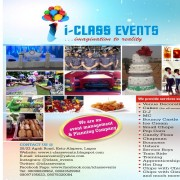I-Class Events Logo