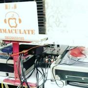DJ IMMACULATE Logo