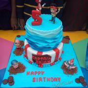 J2B cakes Logo