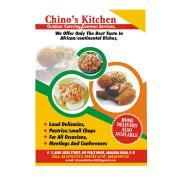 Chino's Kitchen Logo