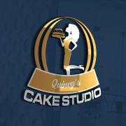 Quincy's Cake Studio Logo