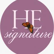 H.E.Signature Logo