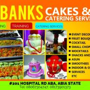 Dbank cakes and catering Logo