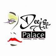Dee's Art Palace Logo