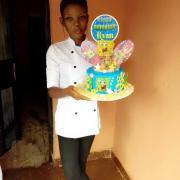 Njapoog cakes Logo
