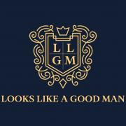 Looks Like A Good Man Logo