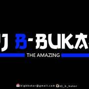 Dj B Bukar Logo