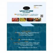 Uchyfide Culinary Logo