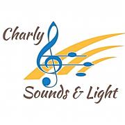 Charly sounds & light. DJ Logo