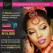 Splendour Beauty Care Logo