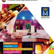 Moester catering & events Logo