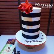 Bflame Cakes Logo