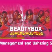 Beautyboxushers Logo