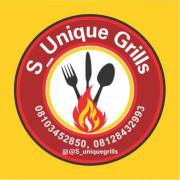 S Unique Grills N Events Logo