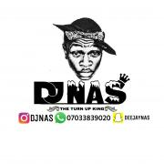 DJ Nas Logo