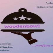 Woodenbowl continental Di Logo